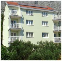 Apartmány Ivana, Baška Voda, Chorvatsko