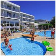 Bluesan Hotel Borak, Bol, Brač, Chorvatsko