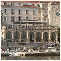 Palace Hotel, Hvar, Chorvatsko