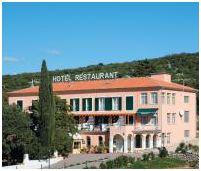 Hotel Kanajt, Punat, ostrov Krk, Chorvatsko