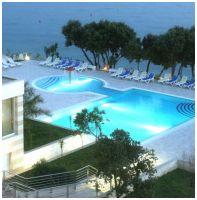Luna Island Hotel, Lun, ostrov Pag, Chorvatsko