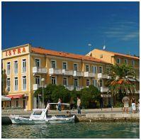 Hotel Istra, Rab, Chorvatsko